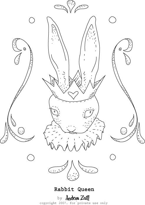 Rabbit Queen