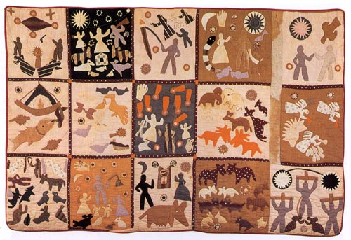 Harriet Powers Bible Quilt