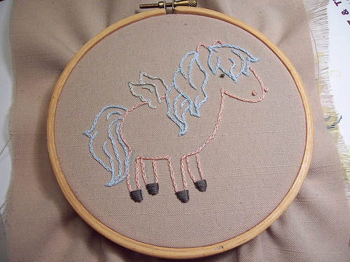 Unicorn by Megan