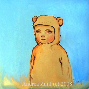 Bear by Andrea Zuill, 30\