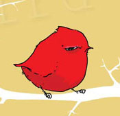 Little Red Bird of Crankiness