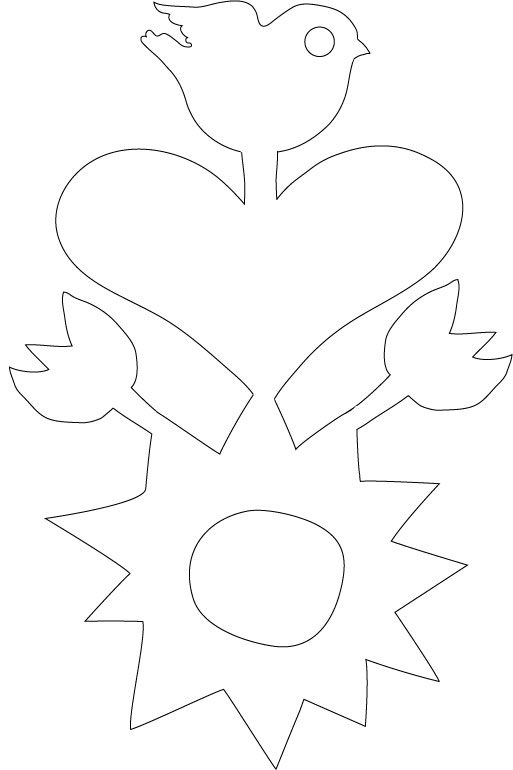 Line Art Quilt Pattern : Coloring pages of quilt patterns